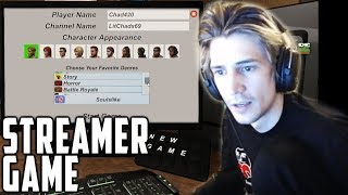 I'm Already a Pro at this Game! - xQc Plays Streamer Daily