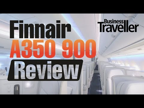 Finnair A350 900 Review, Business Class - Business Traveller