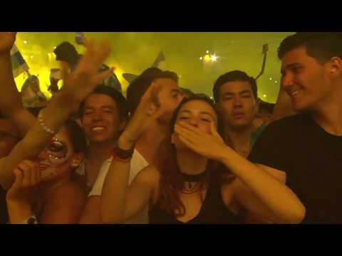 Tremor (Live at Tomorrowland 2016) Dimitri Vegas & Like Mike - HD