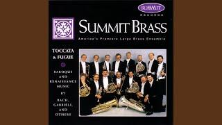 Sacrae Symphoniae: Canzon Primi Toni á 10