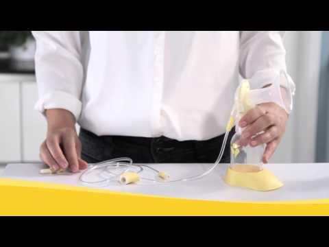 Medela Двуфазна електрическа помпа Swing maxi #jOu76DhHXQw