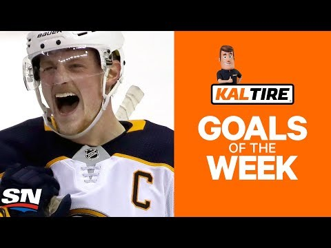 NHL Goals of The Week: Week 11 Edition