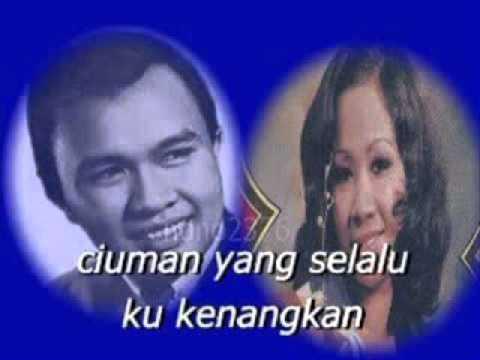 Alfian ft Tetty Kadi  - Cinta dan air mata  ( Bowo colect.  )