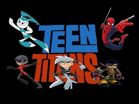 Teen titans fan fiction