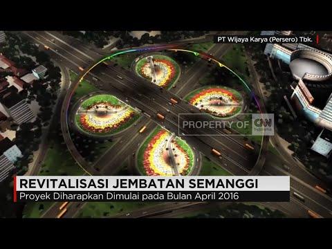 Proyek Flyover Semanggi Mulai April 2016 Mp3