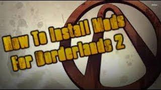Blcmm release borderlands modding made easy