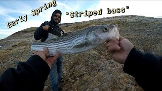 San Luis Reservoir Shore Fishing