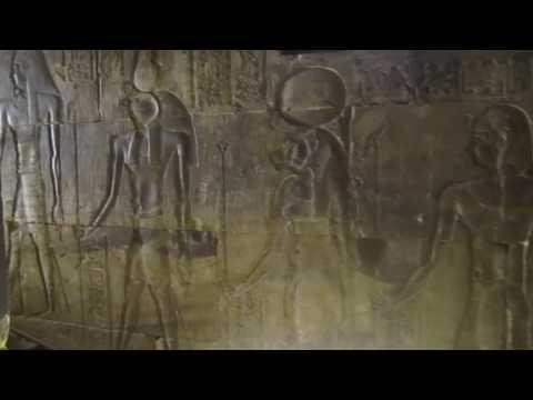 Edfu Temple Tour & The Atlantis Records