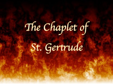 The Chaplet of St. Gertrude