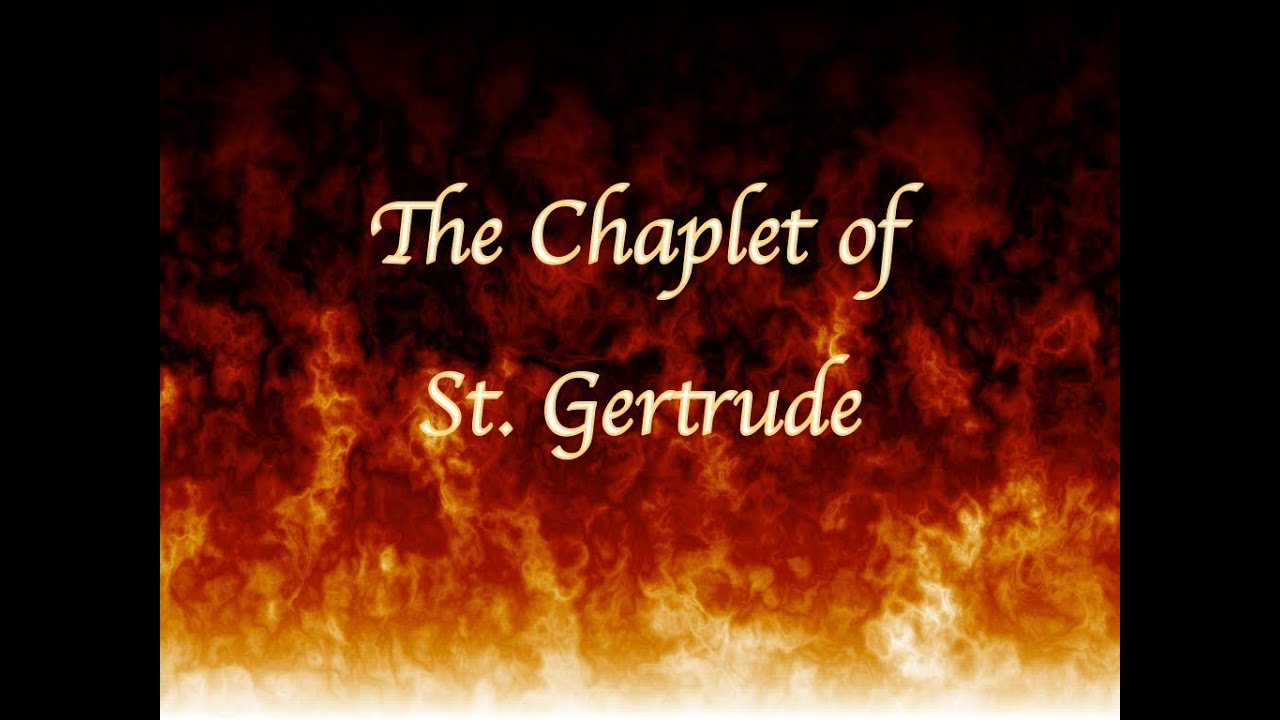 Download The Chaplet of St. Gertrude