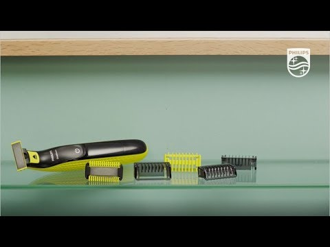 The Philips OneBlade is the Easiest Shave Ever and Costs $35 [Updated]
