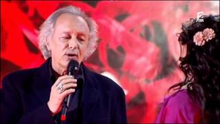Смотреть клип Nastaha St-Pier & Didier Barbelivien - Que Serais Je Sans Toi