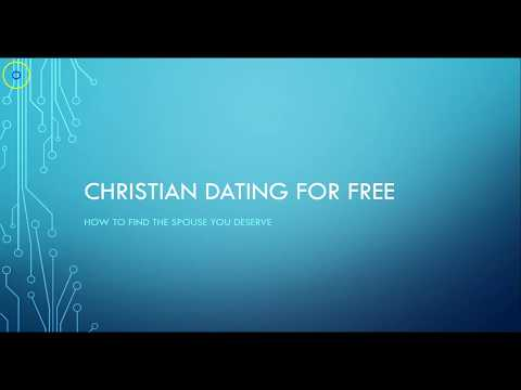 Christian Dating For Free