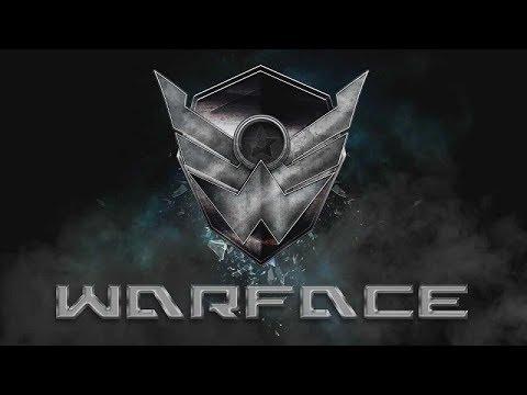 Режем головы ножом на ангаре в  Warface - Онлайн Стрим.