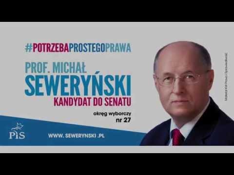 Michał Seweryński kandydat PiS na senatora cz. III - Sieradzka TV Media