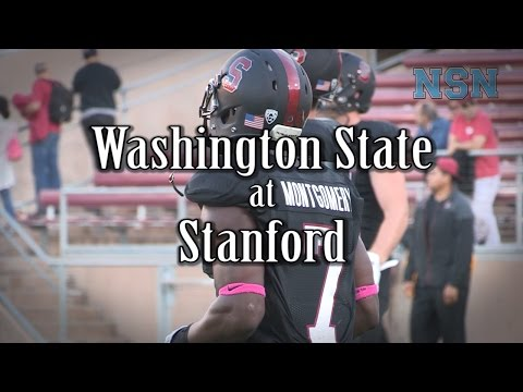 Stanford Beats Washington State On Fireworks Night