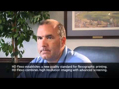 Esko TV: Walle, Winchester, KY (USA): HD Flexo Changing the Business