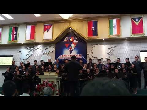 "Beautiful rendition of ""Nothing Ever Can"" by Laloma Baptist Church orchestra/choir"