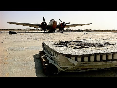 CREEPIEST ABANDONED AIR BASES