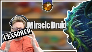 Hearthstone: Miracle Druid (More Yogg Action)