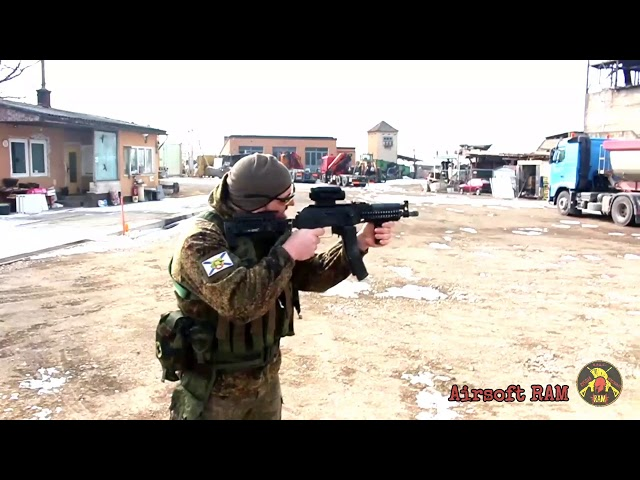The Junkyard | Airsoft-Gameplay 4.3.18