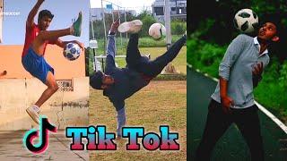 Tik Tok alaparai - Football compilation ⚽