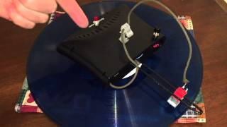 Better than RokBlok?  My Home Engineered Record Player!