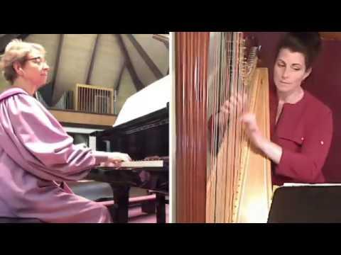 Harp and Piano Duet