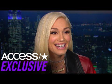 Michael J. - Gwen Stefani can't stop talking about Blake Shelton