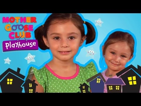 Girls and Boys Come Out to Play | Mother Goose Club Playhouse Kids Video