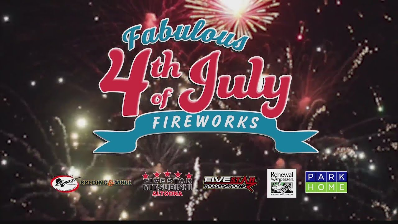 WATCH: Fabulous Fourth of July Fireworks