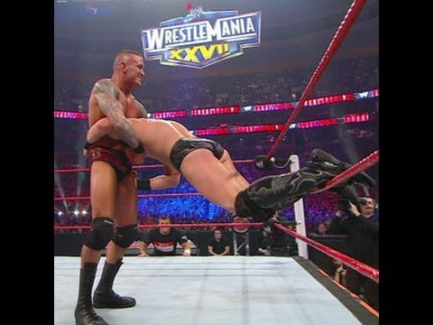 "The ""Best Non-Rumble Matches"":The Miz vs. Randy Orton"