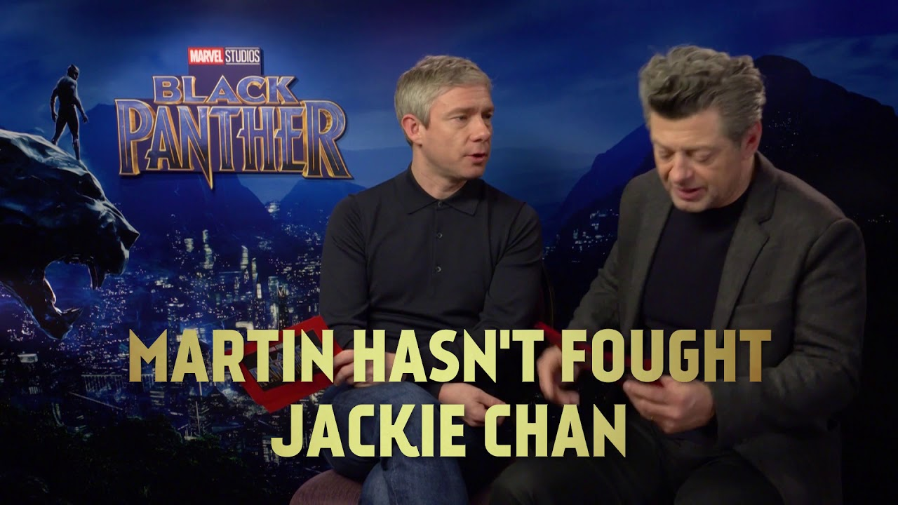 Download Black Panther Cast Play Two Truths One Lie | Marvel Arabia