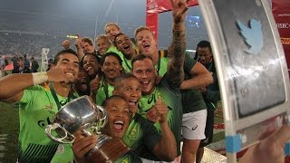 HIGHLIGHTS: South Africa seal a HAT-TRICK of home tournament wins in Cape Town!