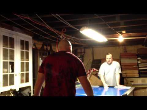 Cory Dzbinski & Andy Yevish VS Mike Daniels and James Britton, Doubles Match 1/20/2012