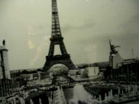 Inside the Montparnasse building, Paris