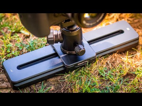 MOTORIZED SLIDER that can COME ANYWHERE - Smartta Slider Mini Review