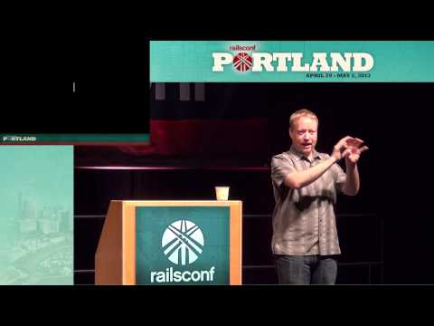 Rails Conf 2013 Keynote by James Duncan Davidson