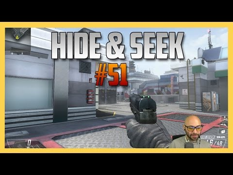Hide & Seek 51 on Take Off Black Ops 2 DLC