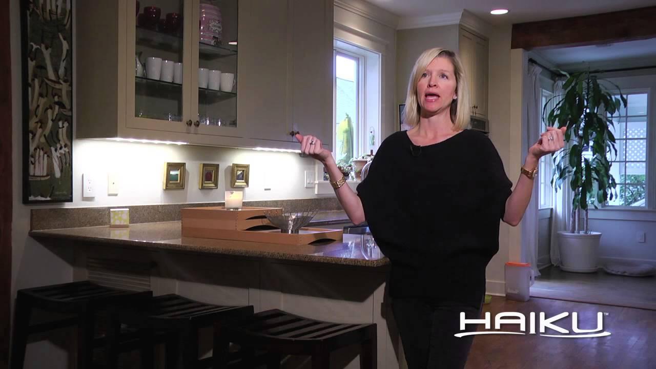Customer Testimonial For The Haiku Ceiling Fan Sharon P Youtube By Big Ass Fans