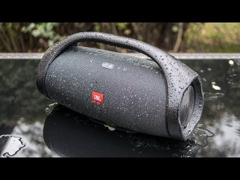 JBL Boombox - THE review