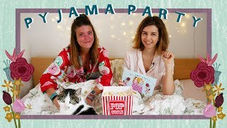 PYJAMA PARTY PODCAST 💟 Afl. 1: Make-up // met Lisa