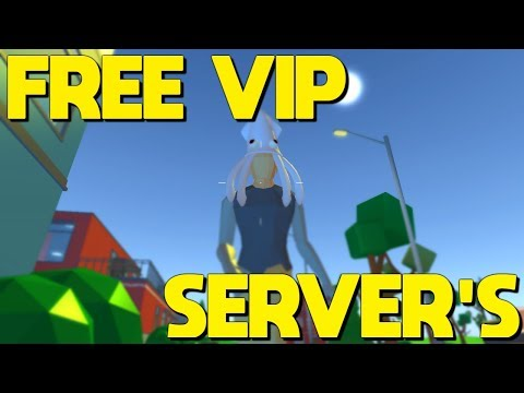 ALL THE FREE VIP SERVERS IN STRUCID...