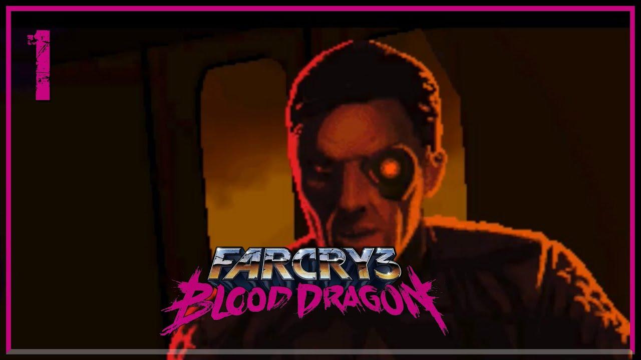 Far Cry 3 Blood Dragon Dlc Rex Power Colt Parte 1 Youtube