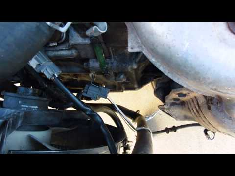 How to change your Downstream O2 sensor: 97 Civic