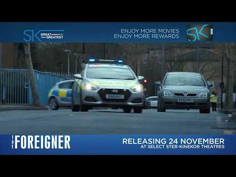Foreigner Plasma Trailer