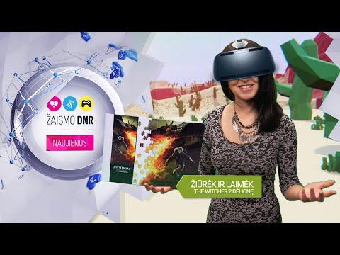 Žaismo DNR - Naujienos / '16 / 3 savaitė – Į virtualybę!