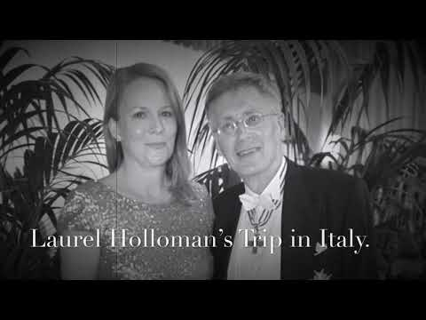 LH's trip in Italy