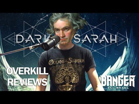 DARK SARAH Grim Album Review   Overkill Reviews