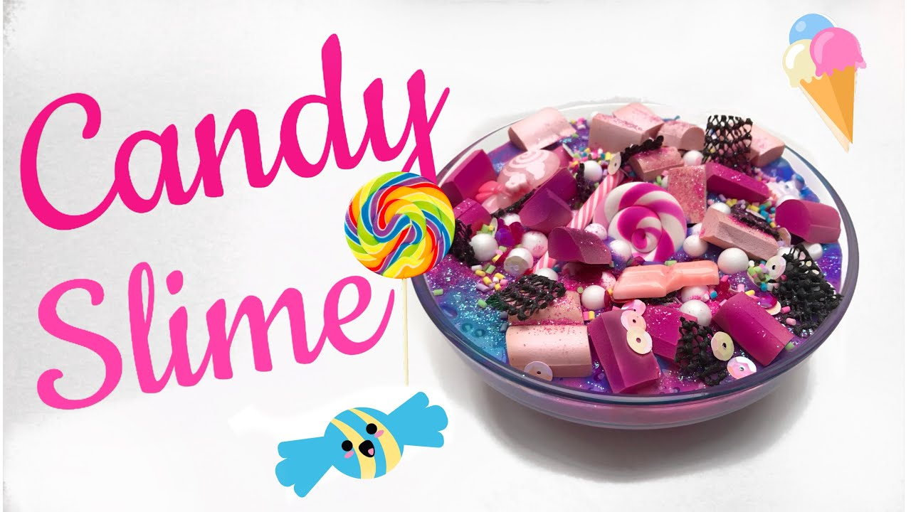 DIY Candy Slime